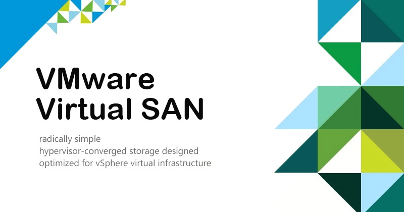 VMWare Virtual SAN logo
