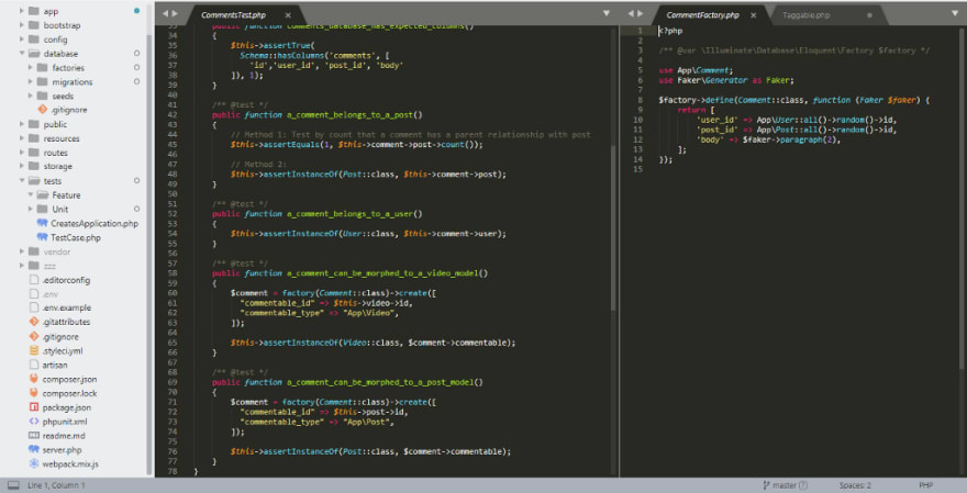Laravel PHP