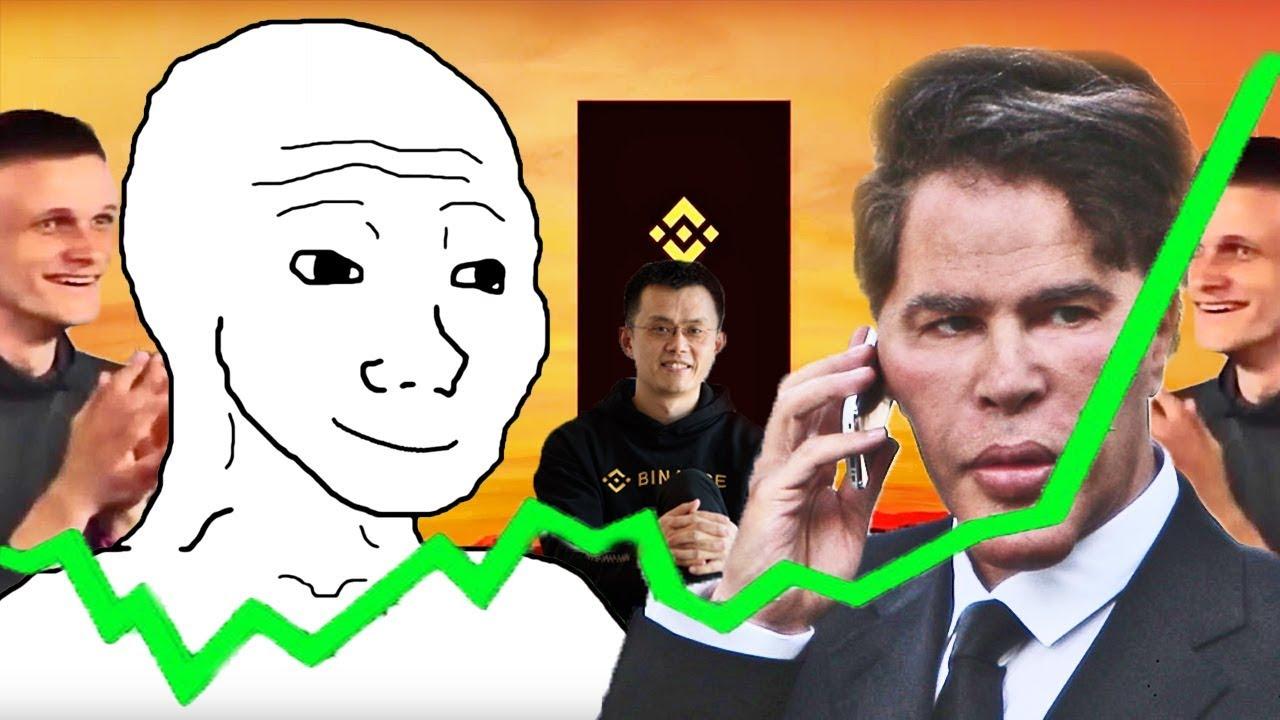 Edouard Lamoine montée du bitcoin